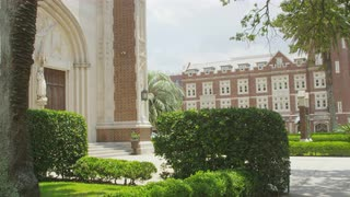Loyola University Campus, New Orleans