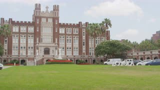 Loyola University, Main Building, New Orleans
