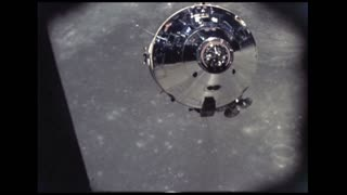 Lunar Module Coming Back to Command