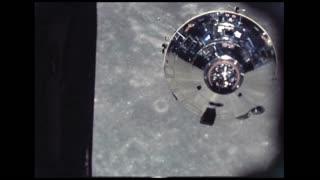 Lunar Module Praparing to Release