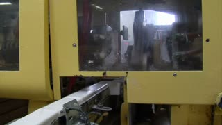 Machine Pressing Bars Of Soap