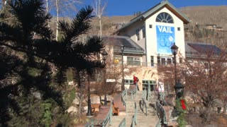 Main Vail Resort Building