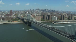 Manhattan bridge overview