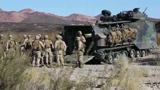 Marines Overpower Opposition During Full-Scale Assault