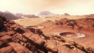Martian Landscape Two