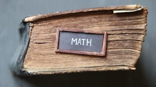 math idea, for education industry