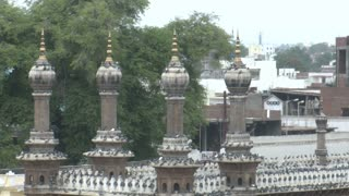 Mecca Masjid in India