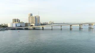 Miami Causeway Timelapse