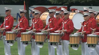 Military Band at Arlington National Cemetery 3