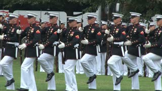 Military Unit Conducts Ceremony at Arlington National Cemetery 4