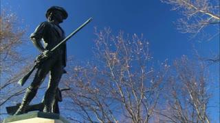 Minuteman Statue Concord 2