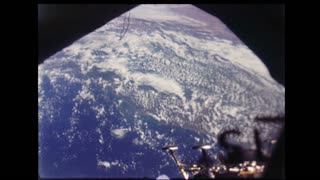Module Passing Over Earth