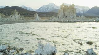 Mono Lake Sunny Shore