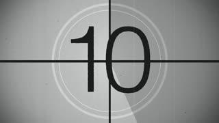 Monochrome Countdown