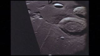 Moon Surface Craters 2