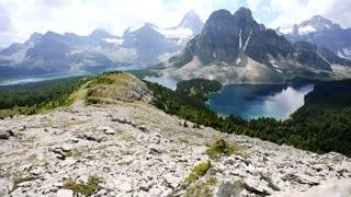Mount Assiniboine Provincial Park Canadian Rockies
