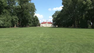 Mount Vernon from Front Lawn