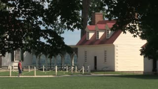 Mount Vernon Side View