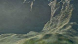 Mountain Flyover