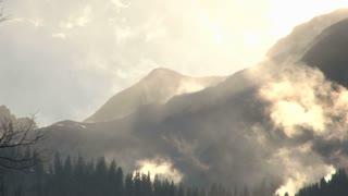 Mountain In Sunlight 3