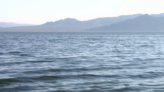 Mountains By Salton Sea