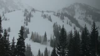Mountainside Snowstorm 3