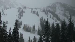Mountainside Snowstorm 3