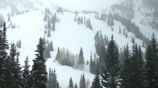 Mountainside Snowstorm 4
