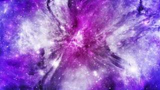 Moving in Space Nebula