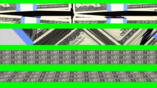 Moving Money Green Lower Thirds