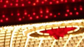 Moving Vegas Lights