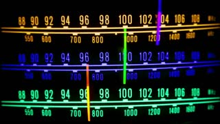 Multiband Radio Dial