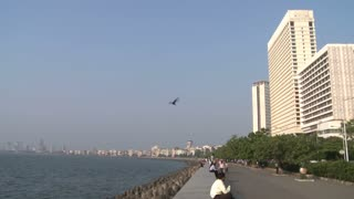 Mumbai Skyline During the Day