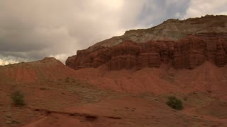 Mummy Cliffs Near Capitol Reef National Park