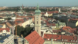 Munich Skyline 2