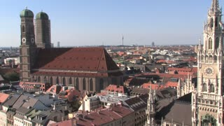 Munich Skyline 3