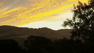 Napa Valley Sunset 2