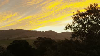 Napa Valley Sunset 3