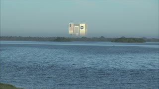 NASA Headquarters Across Water