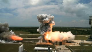 NASA Spacecraft Launch