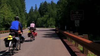 National Park Bicycle Recreation