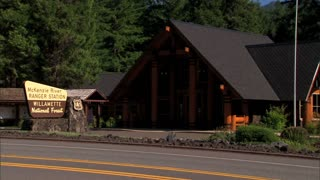 National Park Ranger Station