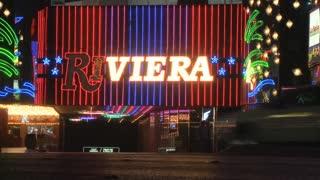 Neon Riviera Sign