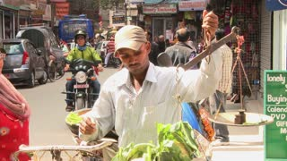 Nepal Market During the Day 5