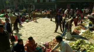Nepal Village Market 4