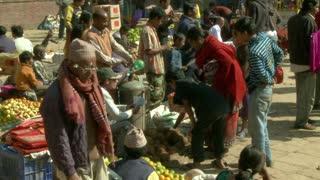 Nepal Village Market 6