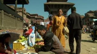 Nepal Village Market 9