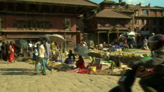 Nepal Village Market