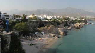 Nerja Coastline Beach 2