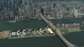 New York City Aerial View 2